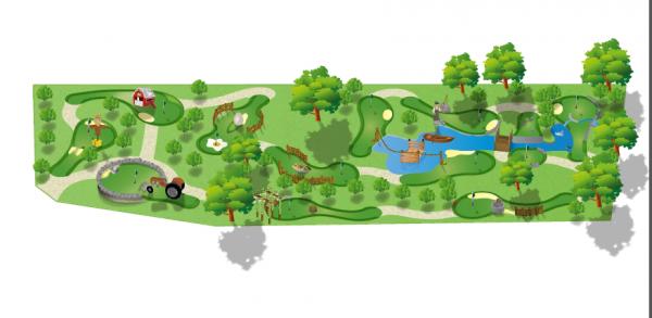 Piani di clodia camping village italy adventure golf city for Piani di costruzione triplex