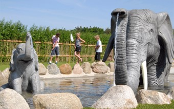 Adventure Golf with  Jungle theme from City Golf Europe