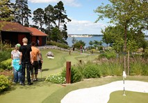 Adventure golf built by City Golf Europe