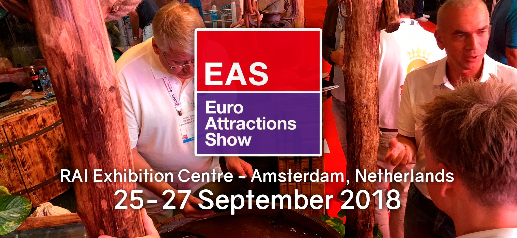 Meet City Golf Europe at Euro Attractions Show 2018