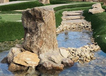 Adventure Golf at Seepark Arrach
